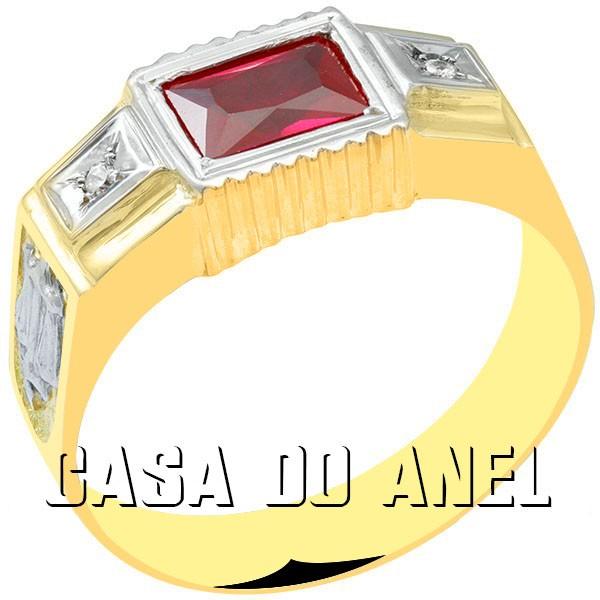 Anel de Formatura Sao Caetano