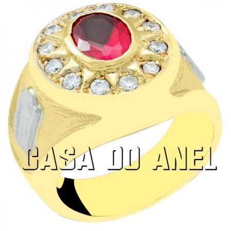 Anel de Formatura Santana do Parnaiba