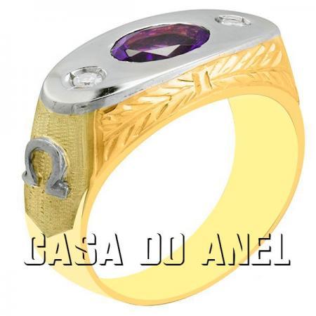 Anel de Formatura Duque de Caxias