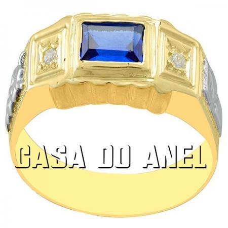 Anéis Formatura Masculino de Engenharia